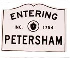 Entering Petersham